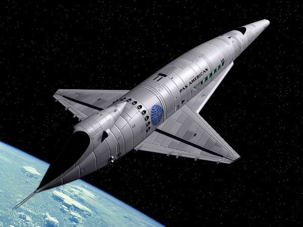 Space plane