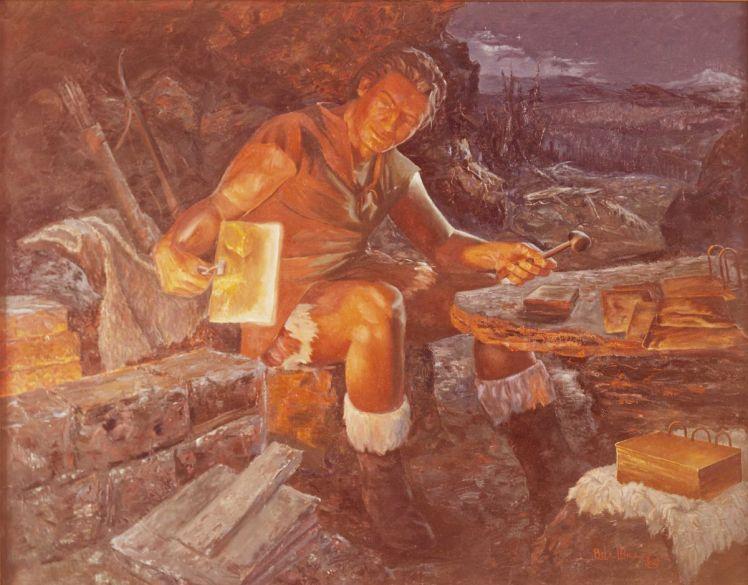 Mormon gospel art