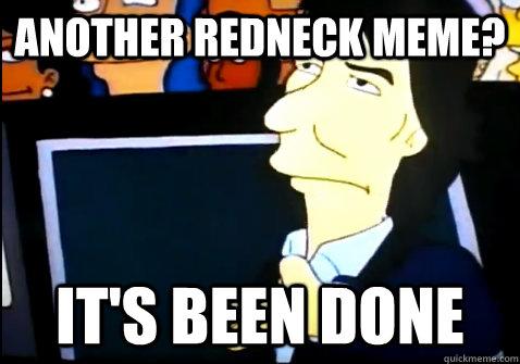 Redneck meme