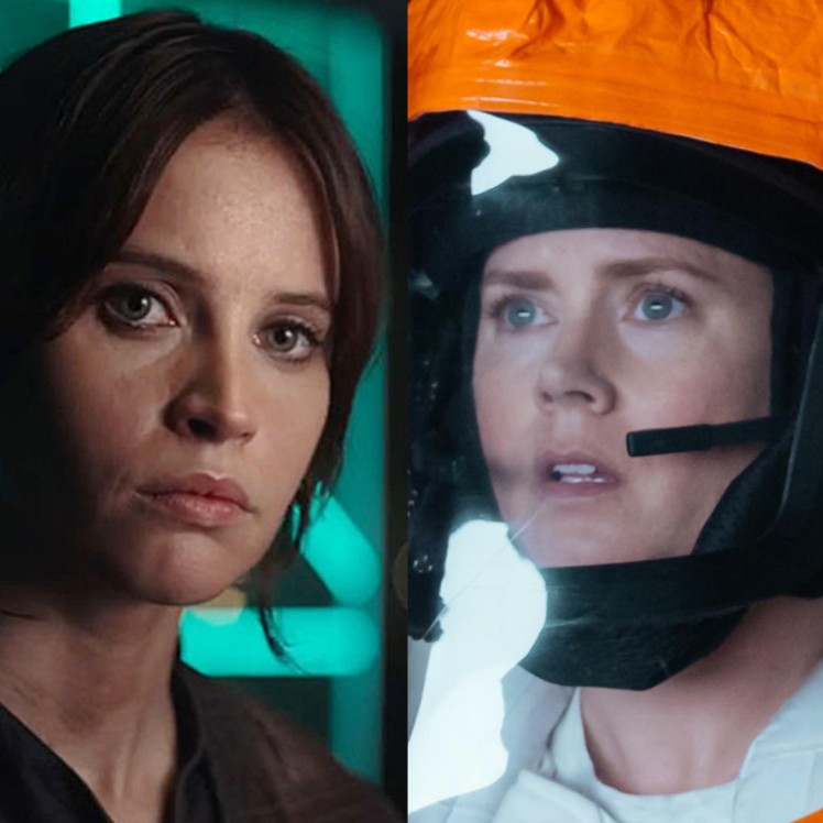Rogue One and Arrival image