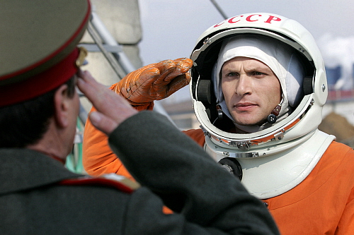 Still from Space Race