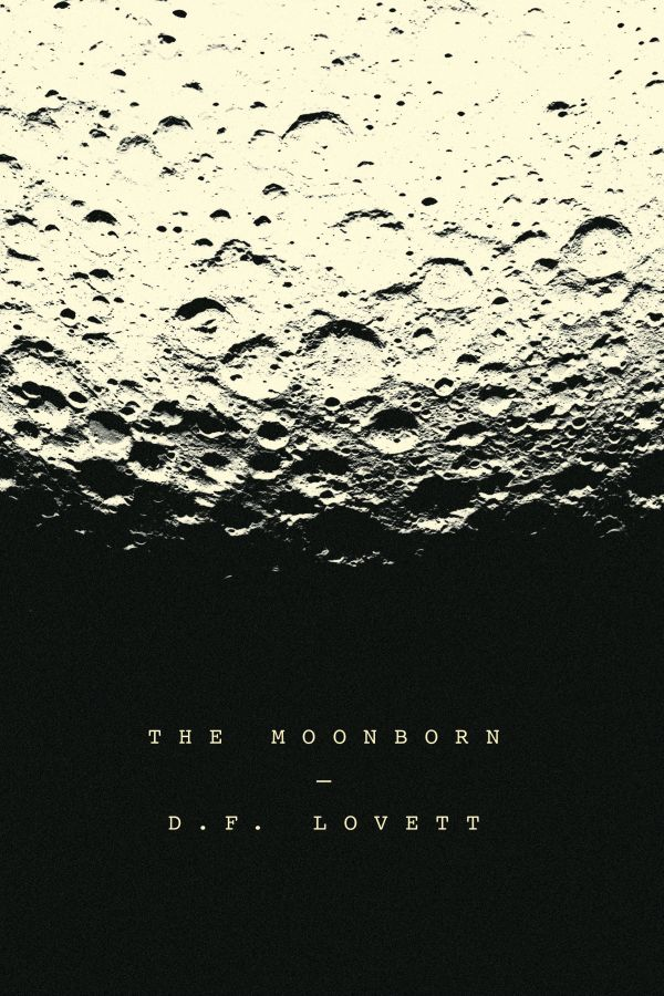 The Moonborn cover