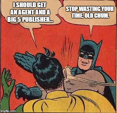 publishing meme