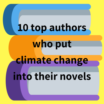 top authors climate change