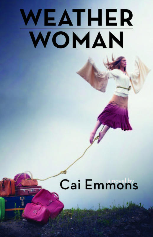 Weather Woman book cover