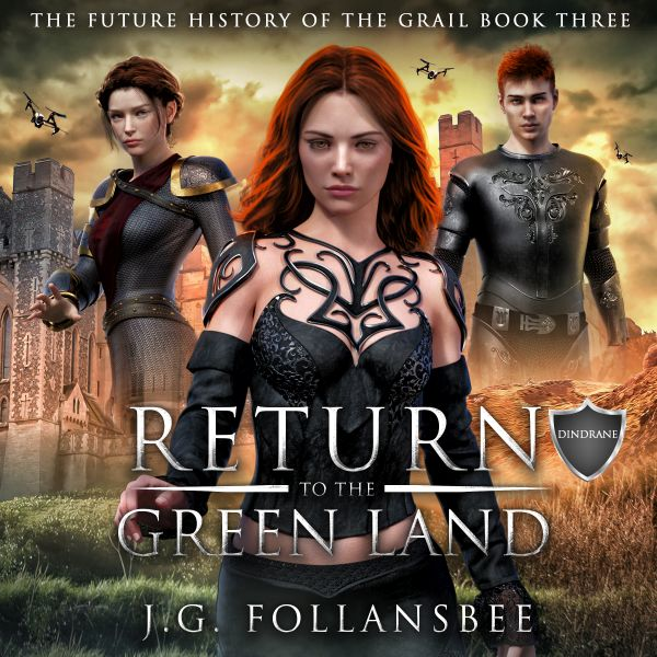 return to the green land cover