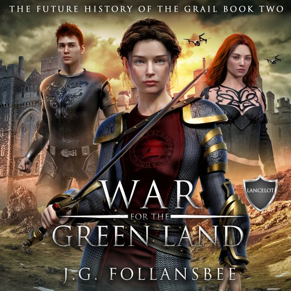 war for the green land cover