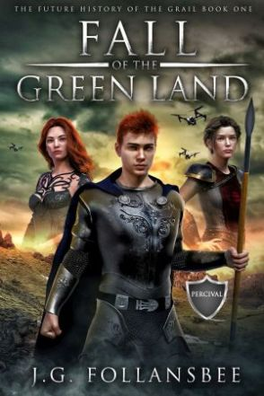 Fall of the Green Land cover image