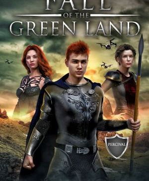 ebook cover fall of the green land