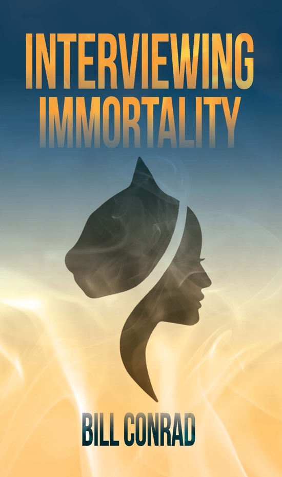 Interviewing Immortality cover