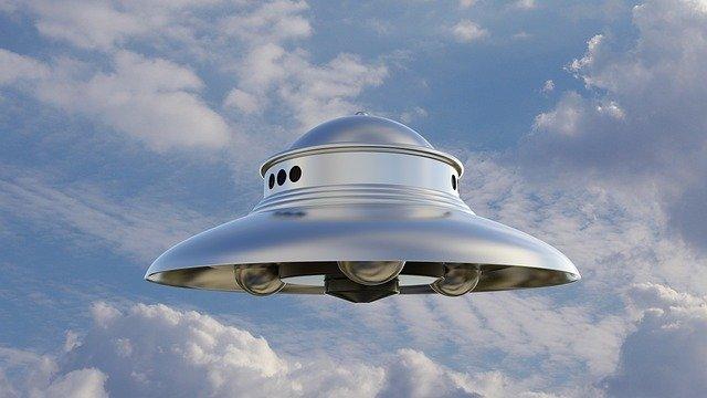 UFO artists rendering
